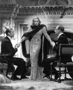 Marlene Dietrich in The Blue Angel, 1937 / Costume Designer: Travis Banton / Photo: Paramount Pictures Inc. renewed 1965 Universal Studios