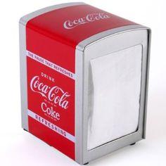 Coca-Cola-Distributeur de Serviettes
