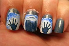 Poltergeist Nails