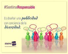 #SentiRSEResponsable: #Publicidad con conciencia de la #Diversidad