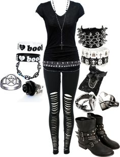 """""""Concert Wear"""" by bvb3666 on Polyvore"""