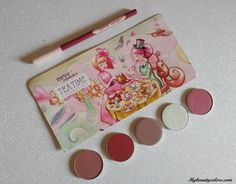 "My Beauty Colors: NEVE COSMETICS: ""TEA TIME COLLECTION"""