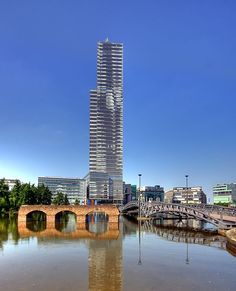 Cologne Tower  #Jean #Nouvel Pinned by www.modlar.com