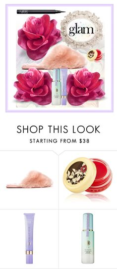"""""""Pampered Holiday Glam"""" by jamielynn2323 ❤ liked on Polyvore featuring beauty, Naeem Khan, Ted Baker, Tatcha, NARS Cosmetics and pampered"""