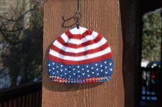 e8bfa60da90 Ravelry  John s USA Hat pattern by Edgewater Farm Patriotic Hats