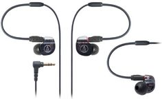 Audio Technica ATHIM02 Balanced In-Ear Headphones $209.80