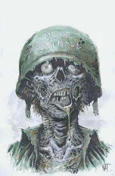 Vietnam Zombie - Nat Jones