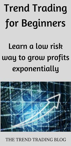 Read my blog post where I explain the low risk way to grow profits exponentially through compounding, when trading stocks and Forex.