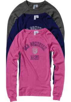 Product: Old Dominion University Monarchs Women's Crewneck Sweatshirt