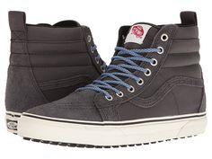 7398d2ecdfddc5 Vans Sk8-Hi MTE DX Grey Sneakers