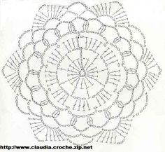 horg. virág minta