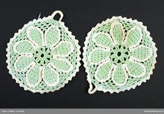 Gryteklut @ DigitaltMuseum.no Crochet Earrings, Jewelry, Fashion, Moda, Jewlery, Jewerly, Fashion Styles, Schmuck, Jewels