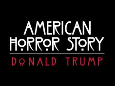 """AHS 7 News: The joke might just become a reality! Ryan Murphy reveals 'American Horror Story' Season 7 will be about the 2016 election. Asked if that meant President Donald Trump will be a character, Ryan Murphy could only say """"maybe."""""""