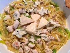Serowy garnek - Blog z apetytem Pasta Salad, Ethnic Recipes, Blog, Crab Pasta Salad, Blogging