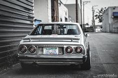 1981 Nissan Skyline C210