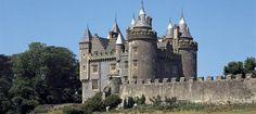 Killyleagh Castle, County Down, Northern Ireland - There seems to be a lot of castles there . . .