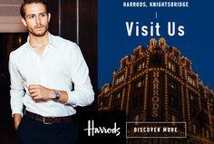 Harrods, Chef Jackets, Movies, Fashion, Moda, Films, Fashion Styles, Cinema, Movie