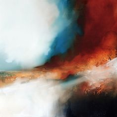 "Saatchi Online Artist: Paul Bennett; Oil, 2012, Painting ""Angels Fall 5"""
