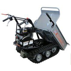Dirty Hand Tools 101872 All Terrain Power Cart, 4 Speed Transmission, 661 lb. Logging Equipment, Lawn Equipment, Tools And Equipment, Heavy Equipment, Outdoor Power Equipment, Motorized Wheelbarrow, Electric Wheelbarrow, Compact Tractors, Utility Cart