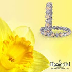 Dance through the mid summer nights adding yellows in delight. #EmeraldCuts #YellowDiamonds #HazoorilalBySandeepNarang #CelebratingSummers #BeatTheHeat #JewelleryAddict #Hazoorilal