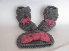 Bambino Slouch stivali stivali di morbide di SamanthaLillySweethe