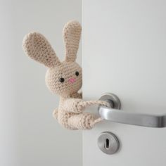 Tranca-Portas Coelho Bunny – Ideias de Mamãe