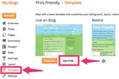 Print Friendly - drag it to your toolbar to take all the garbage off pages when you print from the internet!  It also prints the URL on your printed page for you.
