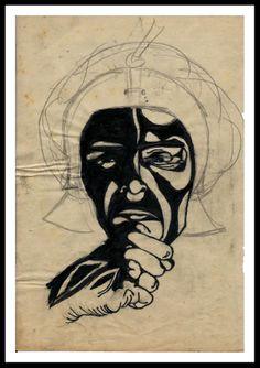 www.galerie-kulmerhaus.at Illustration, Woodblock Print, Creative Ideas, Printing, Kunst, Illustrations