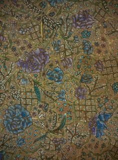 Batik demakan demak/kudus 1940~1950 color beautiful and has a unique design.