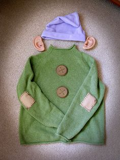 Dopey Costume! Didn't know If I should put this on the Disney Board or the Halloween Board.
