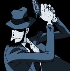 Lupin The Third, To Catch A Thief, Anime Figures, Drawing Reference, Manga, Illustration, Fictional Characters, Anime Boys, Cartoons