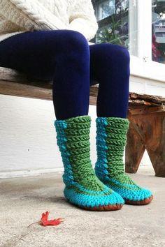MuffleUp Boots: Newt