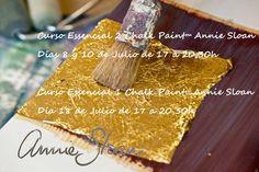 White Wood & Co: CURSOS ESSENCIAL 1 Y 2 DE ANNIE SLOAN CHALK PAINT™...