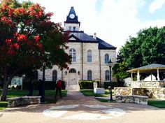Glen Rose, Texas Courthouse