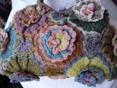 Sophie Digard crochet handbag