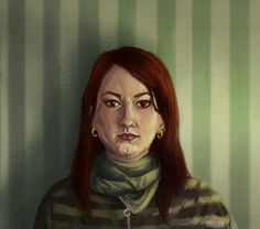 AUTOPortrait  , by Weronika Daniel