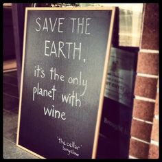 Something the environmentalists and I can agree on completely!