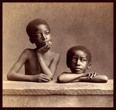 SLAVES, EX-SLAVES, and CHILDREN OF SLAVES IN THE AMERICAN SOUTH, 1860 -1900 (15) by Okinawa Soba, via Flickr