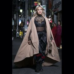 KOCHÉ TOKYO SHOW HARAJUKU DORI - SS17 & FW16 MODEL @yoon_ambush SUPPORTED BY @h_beautyandyouth @unitedarrows_official @amazonfwt Jewelry from @ambush_official THANK YOU @shiseido @swarovski @adieushoes @newbalance @sophiehalletteofficial PHOTOS BY MEHDI MEDDACI ET FRÉDÉRIQUE MASSABUAU
