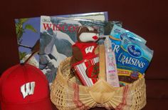 Guest Room Welcome Basket For A Foreign Exchange Student