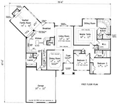 Elway   Home Plans And House Plans By Frank Betz Associates