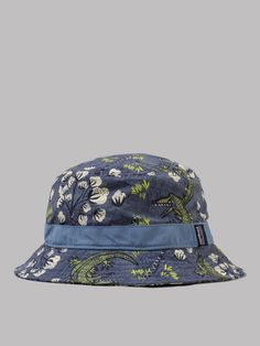 Hats – Oi Polloi Oi Polloi, Patagonia, Bucket Hat, Hats, Cotton, Blue, Collection, Style, Swag