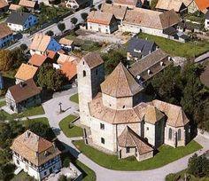 Eglise ababtialed'Ottmarsheim