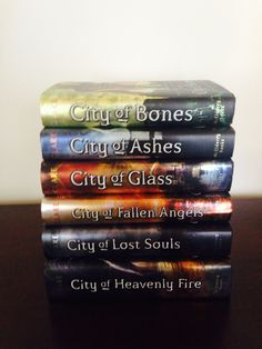 The Mortal Instruments, the complete series.