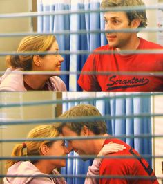 I want to be Pam and I want a Jim.