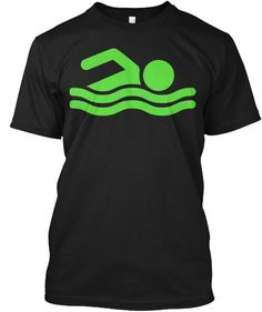 The Swimmer   Teespring