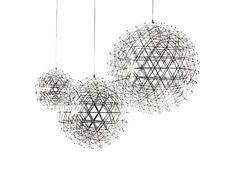 LED STEEL PENDANT LAMP RAIMOND RAIMOND COLLECTION BY MOOOI© | DESIGN RAIMOND PUTS n@casadesignboston.com