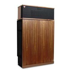 Klipschorn Floorstanding Speaker | Klipsch