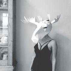 Moose Mask - Wintercroft  - 1