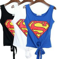 Superman tanks